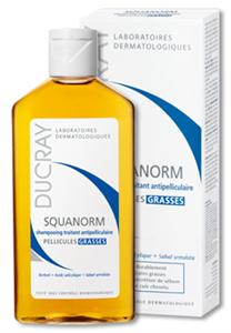 Ducray Squanorm Oily Dandruff Sampon