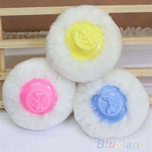 eBay Baby Villus Powder Puff