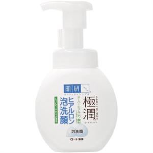 Hada Labo Gokujyun Hyaluronic Acid Cleansing Foam