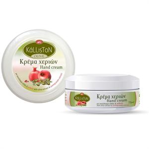 Kálliston Olive Hand Cream with Olive Oil & Pomegranate Extract