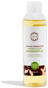 Yamuna Kókusz-Csokoládé Növényi Alapú Masszázsolaj