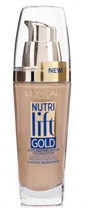 L'Oreal Nutri Lift Gold Alapozó
