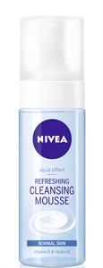 Nivea Aqua Effect Frissítő Arclemosó Hab