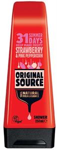 Original Source Strawberry & Pink Peppercorn Shower
