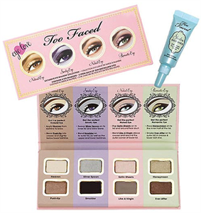 Too Faced Eye Love Eyeshadow Collection