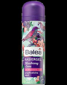 Balea Blueberry Love Borotvagél