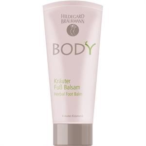 Hildegard Braukmann Body Kräuter Fuss Balsam