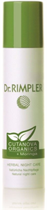 Dr. Rimpler Cutanova Organics Herbal Night Care Bio Gyógynövényes Éjszakai Krém
