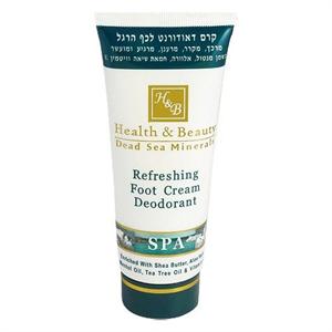 Health & Beauty Frissítő és Dezodoráló Lábkrém