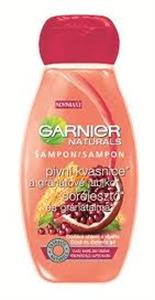 Garnier Natural Sampon Sörélesztő és Gránátalma