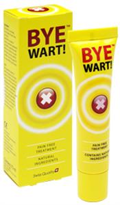 Bye Wart! Krém Szemölcs Ellen