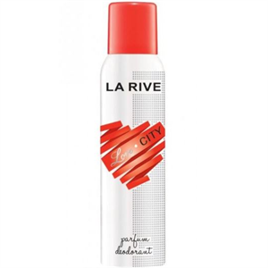 La Rive Love City Parfüm Dezodor
