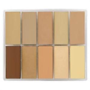 MaqPro Professional Fard Palette 10