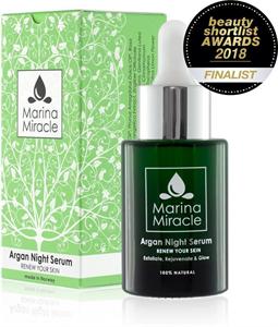Marina Miracle Argan Night Serum