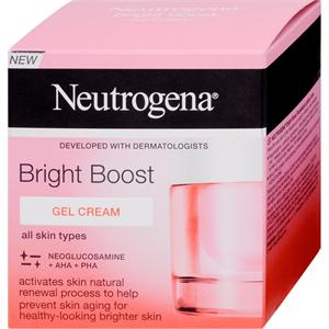 Neutrogena Bright Boost Arckrém Zselé
