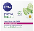 Nivea Visage Pure & Natural Soothing Day Cream