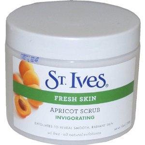 St Ives Apricot Body Scrub