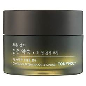 Tonymoly Ganghwa Pure Artemisia Two Layer Soothing Cream