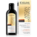 Eveline Cosmetics Argán-Keratin Liquid Silk Sampon 8in1