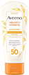 Aveeno Protect + Hydrate Face Sunscreen Lotion SPF50