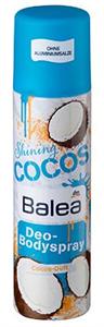 Balea Shining Cocos Deo-Bodyspray Kókuszillattal
