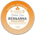 Ben & Anna Vanilla Orchid Natúr Tégelyes Krémdezodor