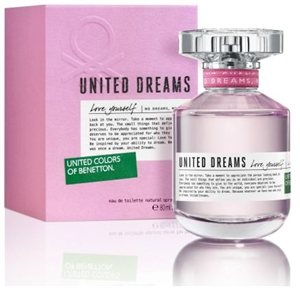 Benetton United Dreams Love Yourself