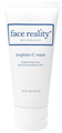 Face Reality Skincare Brighten-C Mask