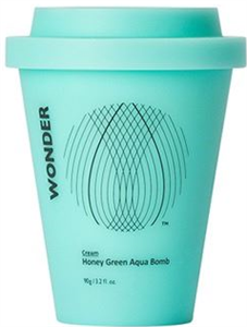 Haruharu Wonder Honey Green Aqua Bomb Cream