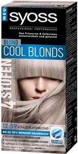 Syoss Cool Blonds Hajfesték
