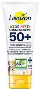 Lavozon Kids Med Sonnencreme 50+