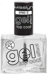 Misslyn Gel Effect Top Coat