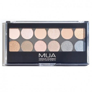 Makeup Academy Undressed Eyeshadow Palette