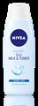 Nivea Aqua Effect 2in1 Arctisztító Tej és Tonik