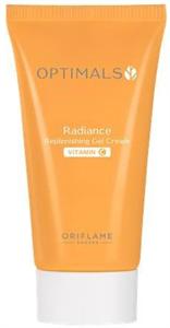 Oriflame Optimals Radiance Bőrfeszesítő Zselés Nappali Krém