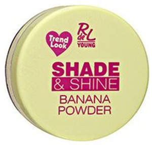 Rdel Young Shade & Shine Banana Powder