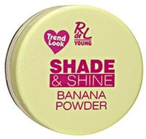 Rdel Young Shade & Shine Banana Powder