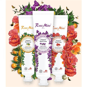 Rose Mine Perfumed Hand Creme