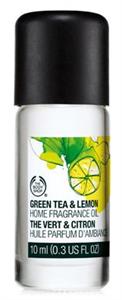 The Body Shop Zöld Tea és Citrom Illóolaj