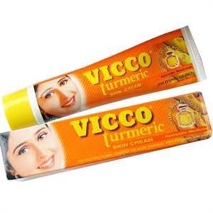 Vicco Turmeric Cream Szantálfaolajjal