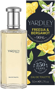 Yardley Freesia & Bergamot EDT