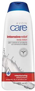 Avon Care Intensive Relief Intenzív Bőrnyugtató Testápoló