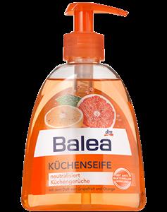 Balea Konyhai Szappan Narancs és Grapefruit Illattal
