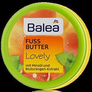 Balea Lovely Lábápoló Vaj