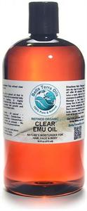 Bella Terra Oils Refined Organic Clear Emu Oil