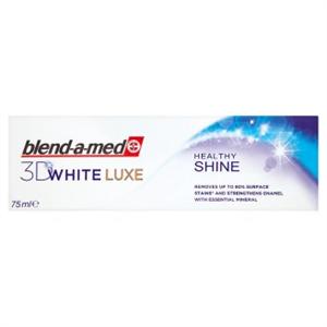 Blend-a-Med 3D White Luxe Healthy Shine Fogkrém