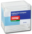 Coop Fültisztító Tampon