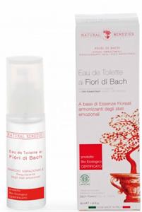 Natural Remedies Eau de Toilette ai Fiori di Bach