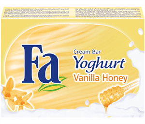 Fa Yoghurt Vanilla Honey Szappan