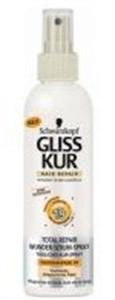 Gliss Kur Total Repair Szérum Hajpakolás Spray